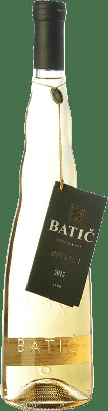 19,95 € Free Shipping | White wine Batič Crianza I.G. Valle de Vipava Valley of Vipava Slovenia Rebula Bottle 75 cl