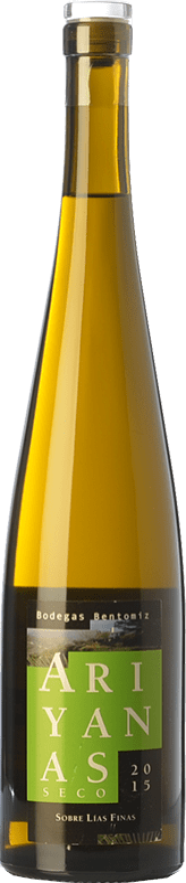 19,95 € Free Shipping   White wine Bentomiz Ariyanas Seco Crianza D.O. Sierras de Málaga Andalusia Spain Muscat of Alexandria Bottle 75 cl
