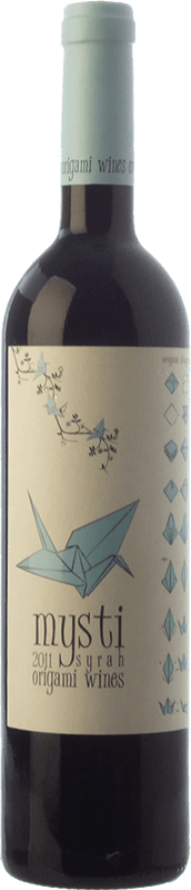 11,95 € Free Shipping | Red wine Berdié Mysti Joven D.O. Montsant Catalonia Spain Syrah Bottle 75 cl