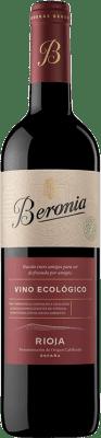 Beronia Ecológico Tempranillo Rioja Joven 75 cl