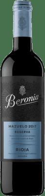 Beronia Mazuelo Rioja Reserva 75 cl