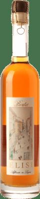 43,95 € 免费送货 | 格拉帕 Berta Elisi Elevata Carati Tronçais Allier 皮埃蒙特 意大利 半瓶 50 cl