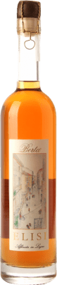 42,95 € Free Shipping | Grappa Berta Elisi Elevata Carati Tronçais Allier Piemonte Italy Half Bottle 50 cl