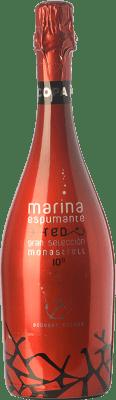 Red sparkling