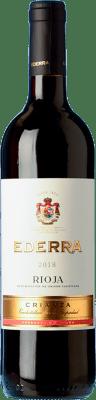 Bodegas Bilbaínas Ederra Tempranillo Rioja Crianza 75 cl