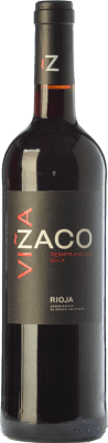 Bodegas Bilbaínas Viña Zaco Tempranillo Rioja Joven 75 cl