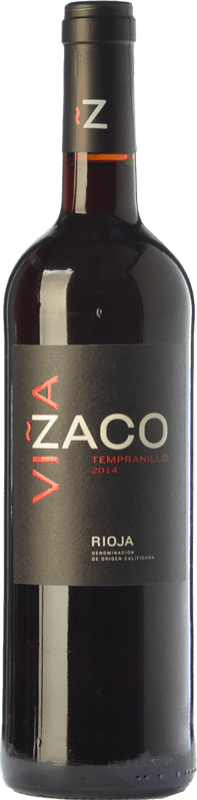 7,95 € | Red wine Bodegas Bilbaínas Viña Zaco Joven D.O.Ca. Rioja The Rioja Spain Tempranillo Bottle 75 cl