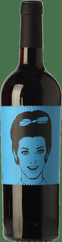6,95 € 免费送货 | 红酒 Luzón Las Hermanas Joven D.O. Jumilla 卡斯蒂利亚 - 拉曼恰 西班牙 Syrah, Monastrell 瓶子 75 cl