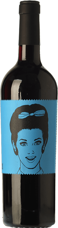 6,95 € Envío gratis | Vino tinto Luzón Las Hermanas Joven D.O. Jumilla Castilla la Mancha España Syrah, Monastrell Botella 75 cl