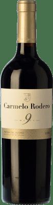 Carmelo Rodero 9 Meses Tempranillo Ribera del Duero Joven 75 cl