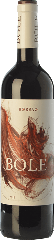 8,95 € Envío gratis | Vino tinto Borsao Bole Joven D.O. Campo de Borja Aragón España Syrah, Garnacha Botella 75 cl
