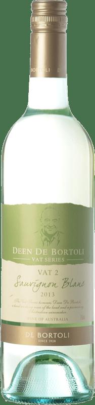 8,95 € 免费送货 | 白酒 Bortoli VAT 2 I.G. Riverina 里弗赖纳 澳大利亚 Sauvignon White 瓶子 75 cl