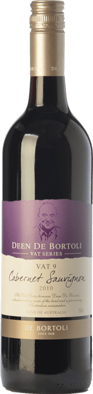 11,95 € 免费送货 | 红酒 Bortoli VAT 9 Crianza I.G. Riverina 里弗赖纳 澳大利亚 Cabernet Sauvignon 瓶子 75 cl