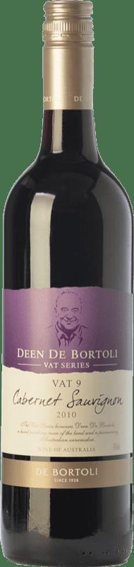 11,95 € Envío gratis | Vino tinto Bortoli VAT 9 Crianza I.G. Riverina Riverina Australia Cabernet Sauvignon Botella 75 cl