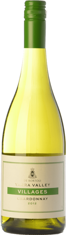 12,95 € | White wine Bortoli Villages Crianza I.G. Yarra Valley Yarra Valley Australia Chardonnay Bottle 75 cl