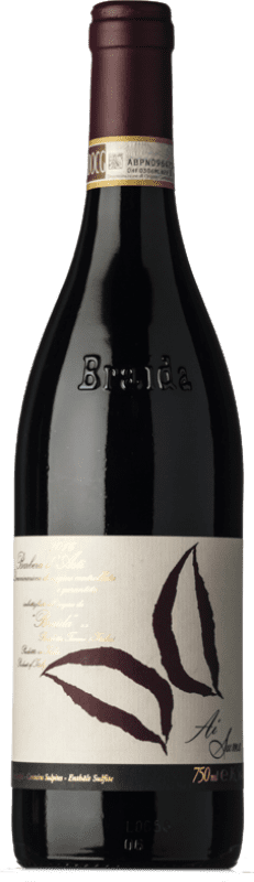 73,95 € 免费送货 | 红酒 Braida Ai Suma D.O.C. Barbera d'Asti 皮埃蒙特 意大利 Barbera 瓶子 75 cl