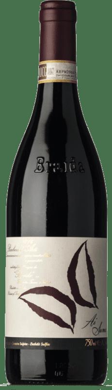 73,95 € | Red wine Braida Ai Suma D.O.C. Barbera d'Asti Piemonte Italy Barbera Bottle 75 cl
