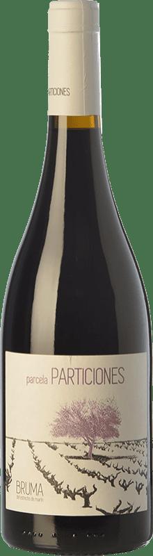 18,95 € Envío gratis | Vino tinto Bruma del Estrecho Parcela Particiones Crianza D.O. Jumilla Castilla la Mancha España Monastrell Botella 75 cl