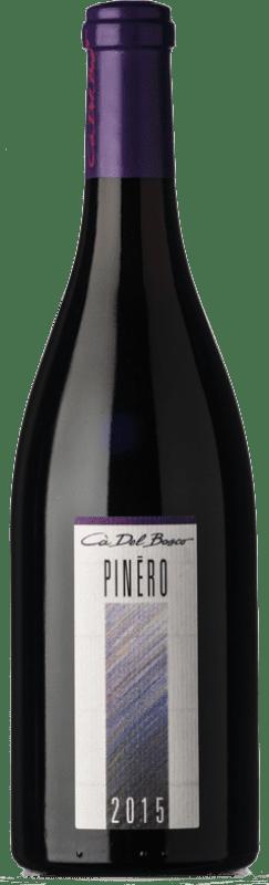 81,95 € Free Shipping | Red wine Ca' del Bosco Pinero I.G.T. Sebino Lombardia Italy Pinot Black Bottle 75 cl