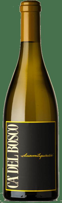 65,95 € Free Shipping | White wine Ca' del Bosco D.O.C. Curtefranca Lombardia Italy Chardonnay Bottle 75 cl