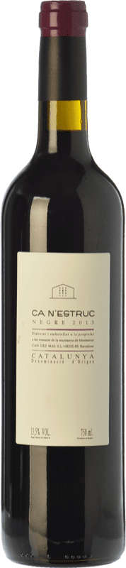 5,95 € | Red wine Ca N'Estruc Joven D.O. Catalunya Catalonia Spain Syrah, Cabernet Sauvignon Bottle 75 cl
