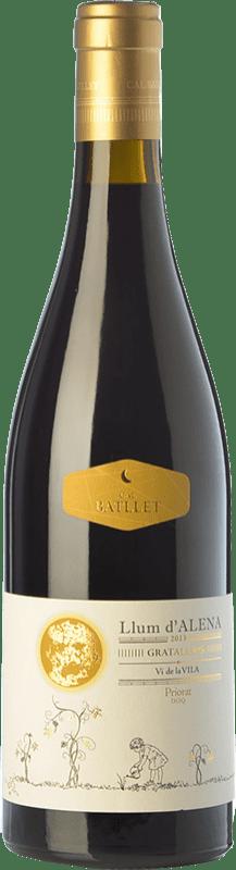 21,95 € Envoi gratuit | Vin rouge Cal Batllet Llum d'Alena Crianza D.O.Ca. Priorat Catalogne Espagne Grenache, Carignan Bouteille 75 cl