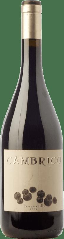 51,95 € Free Shipping | Red wine Cámbrico Crianza I.G.P. Vino de la Tierra de Castilla y León Castilla y León Spain Tempranillo Bottle 75 cl
