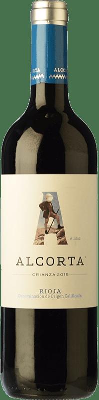 6,95 € Envío gratis | Vino tinto Campo Viejo Alcorta Crianza D.O.Ca. Rioja La Rioja España Tempranillo Botella 75 cl
