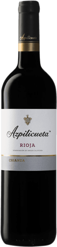 9,95 € | Red wine Campo Viejo Azpilicueta Crianza D.O.Ca. Rioja The Rioja Spain Tempranillo, Graciano, Mazuelo Bottle 75 cl