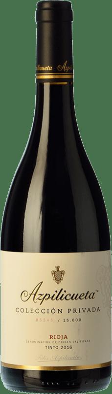 23,95 € | Red wine Campo Viejo Félix Azpilicueta Colección Privada Crianza D.O.Ca. Rioja The Rioja Spain Tempranillo, Graciano, Mazuelo Bottle 75 cl