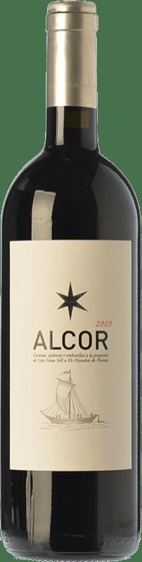 66,95 € | Red wine Can Grau Vell Alcor Crianza D.O. Catalunya Catalonia Spain Syrah, Grenache, Cabernet Sauvignon, Monastrell, Marcelan Magnum Bottle 1,5 L