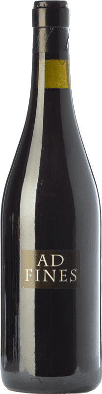 39,95 € | Red wine Can Ràfols Ad Fines Joven 2009 D.O. Penedès Catalonia Spain Pinot Black Bottle 75 cl