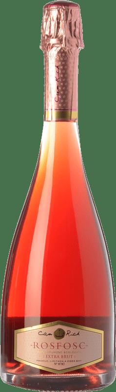 11,95 € | White sparkling Can Rich Rosfosc I.G.P. Vi de la Terra de Ibiza Balearic Islands Spain Syrah Bottle 75 cl