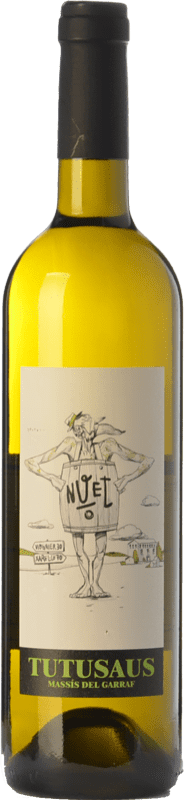 7,95 € | White wine Can Tutusaus Nuet Blanc D.O. Penedès Catalonia Spain Viognier, Xarel·lo Bottle 75 cl
