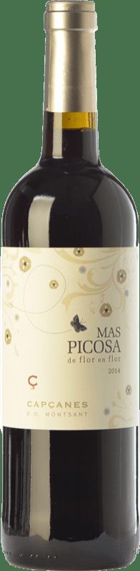 8,95 € Envoi gratuit   Vin rouge Capçanes Mas Picosa de Flor en Flor Joven D.O. Montsant Catalogne Espagne Tempranillo, Merlot, Grenache, Samsó Bouteille 75 cl
