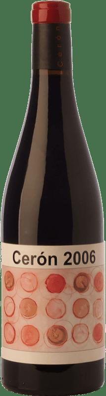 18,95 € Envío gratis | Vino tinto Casa Castillo Cerón Crianza D.O. Jumilla Castilla la Mancha España Cabernet Sauvignon, Monastrell Botella 75 cl