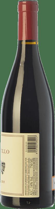 11,95 € Free Shipping | Red wine Casa Castillo Vino de Finca Crianza D.O. Jumilla Castilla la Mancha Spain Grenache, Monastrell Bottle 75 cl