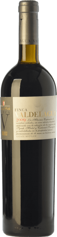 9,95 € 免费送货   红酒 Casa del Valle Finca Valdelagua Crianza I.G.P. Vino de la Tierra de Castilla 卡斯蒂利亚 - 拉曼恰 西班牙 Merlot, Syrah, Cabernet Sauvignon 瓶子 75 cl