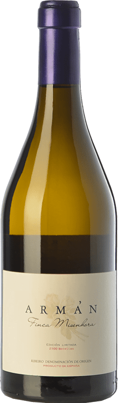 33,95 € Free Shipping | White wine Casal de Armán Finca Misenhora D.O. Ribeiro Galicia Spain Godello, Treixadura, Albariño Bottle 75 cl