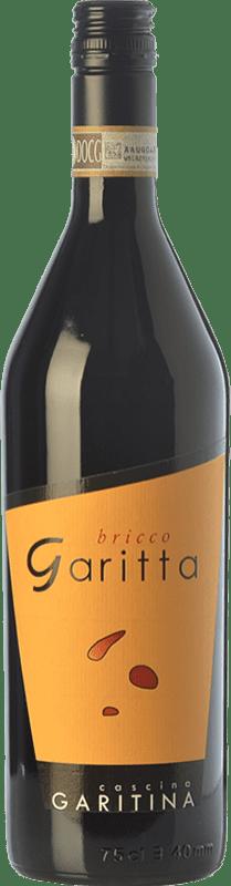 12,95 € Free Shipping | Red wine Cascina Garitina Bricco Garitta D.O.C. Barbera d'Asti Piemonte Italy Barbera Bottle 75 cl