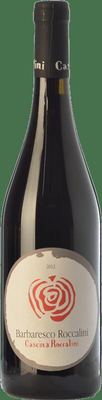 35,95 € Free Shipping | Red wine Cascina Roccalini D.O.C.G. Barbaresco Piemonte Italy Nebbiolo Bottle 75 cl