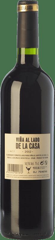 17,95 € Free Shipping   Red wine Castaño Viña al lado de la casa D.O. Yecla Region of Murcia Spain Syrah, Cabernet Sauvignon, Monastrell, Grenache Tintorera Magnum Bottle 1,5 L