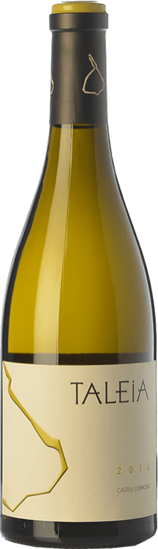 26,95 € Envoi gratuit | Vin blanc Castell d'Encús Taleia Crianza D.O. Costers del Segre Catalogne Espagne Sauvignon Blanc, Sémillon Bouteille 75 cl