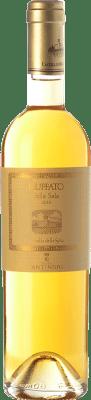 43,95 € Free Shipping | Sweet wine Castello della Sala Muffato della Sala I.G.T. Umbria Umbria Italy Gewürztraminer, Riesling, Sémillon, Sauvignon, Grechetto Half Bottle 50 cl
