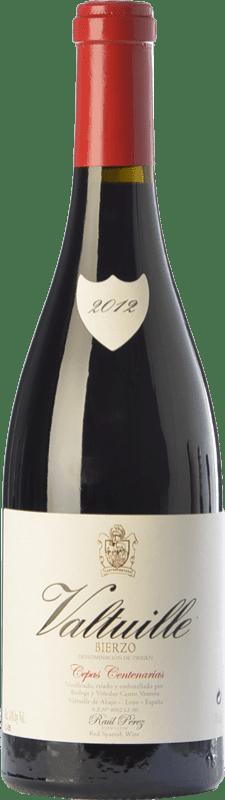 39,95 € | Red wine Castro Ventosa Valtuille Cepas Centenarias Crianza D.O. Bierzo Castilla y León Spain Mencía Bottle 75 cl