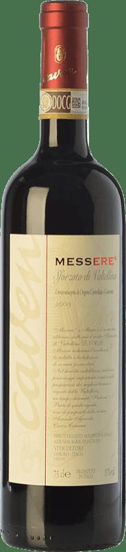 51,95 € Free Shipping | Red wine Caven Messere D.O.C.G. Sforzato di Valtellina Lombardia Italy Nebbiolo Bottle 75 cl