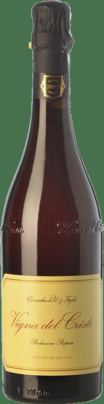 12,95 € | Red wine Cavicchioli Vigna del Cristo D.O.C. Lambrusco di Sorbara Emilia-Romagna Italy Lambrusco di Sorbara Bottle 75 cl