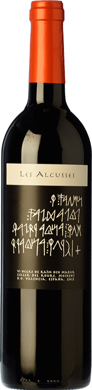 11,95 € Envoi gratuit   Vin rouge Roure Les Alcusses Joven D.O. Valencia Communauté valencienne Espagne Tempranillo, Merlot, Syrah, Cabernet Sauvignon, Monastrell Bouteille 75 cl