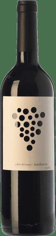 24,95 € 免费送货 | 红酒 Roure Maduresa Crianza D.O. Valencia 巴伦西亚社区 西班牙 Monastrell, Carignan 瓶子 75 cl