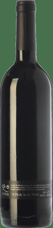 23,95 € Free Shipping | Red wine Roure Maduresa Crianza D.O. Valencia Valencian Community Spain Monastrell, Carignan Bottle 75 cl